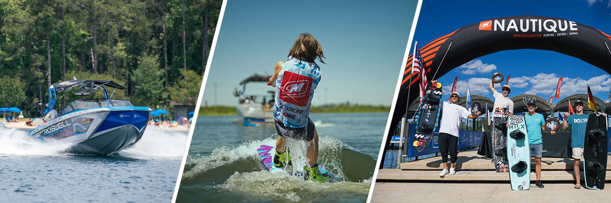 Nautique Wake Series Images