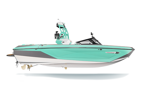 Super Air Nautique G25 profile