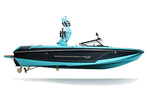 Super Air Nautique GS22E profile