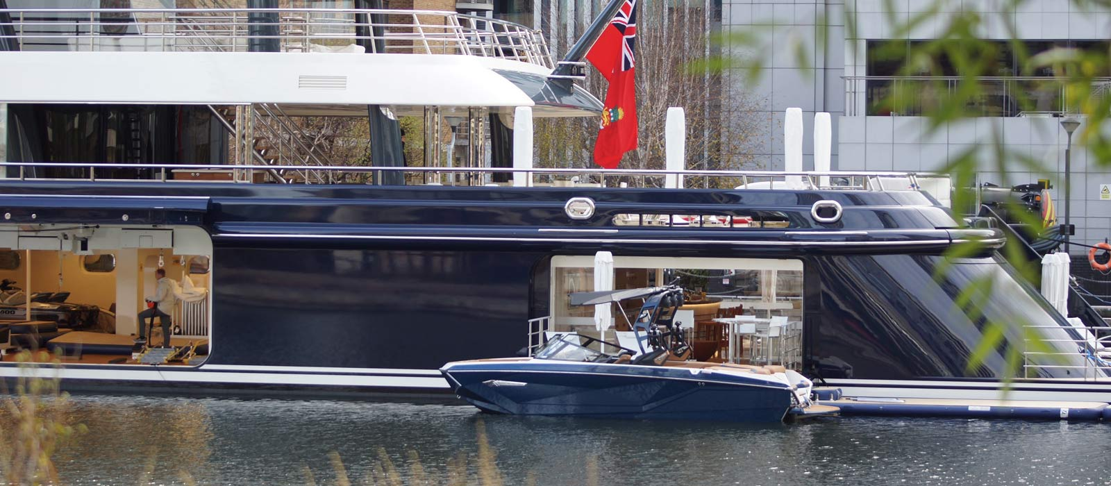 Nautique Super Yacht Tender Division
